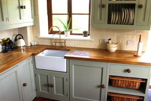Kitchen fitting in Sheffield - A.Frost Sheffield builders and joiners