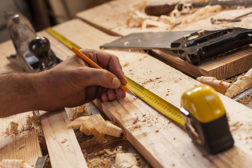 Joinery Work in Sheffield - A. Frost Sheffield Builders and Joiners